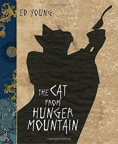 The Cat From Hunger Mountain by Ed Young https://www.amazon.com/dp/0399172785/ref=cm_sw_r_pi_dp_x_tBKHyb51BRRAP