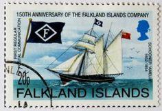 150th Anniv of Falkland Islands Company