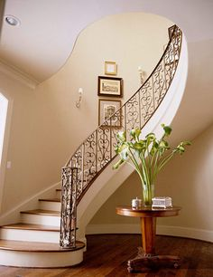 17 Staircase Ideas Staircases do more than connect levels in your home--their visual presence is a design statement. From traditional to contemporary and everything in between, find stairways that match your style here.