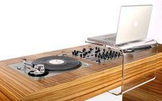 #Hoerboard CUSTOMIZED FUNCTIONAL DJ FURNITURE