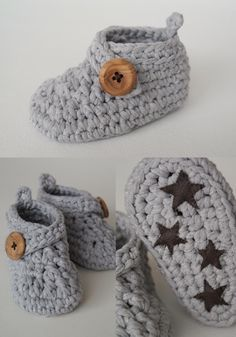 Child Knitting Patterns Crochet Baby Booties Crochet Baby Sneakers by Croby Patterns Crochet Child Booties Baby Knitting Patterns Supply : Crochet Child Booties Crochet Child Sneakers by Croby Patterns Crochet Baby Boot.Crochet Baby Sneakers by CrobyCroch Crochet Baby Boots, Baby Girl Crochet, Crochet Baby Clothes, Crochet For Boys, Newborn Crochet, Crochet Shoes, Crochet Slippers, Knit Crochet, Crochet Crafts