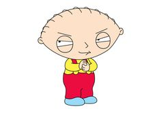 Family Guy Stewie Griffin Vector