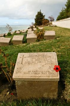 Gallipoli, Turkey - ANZAC Day