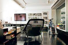 anatomia arquitetônica...: Loft  em São Paulo reúne o melhor do design internacional