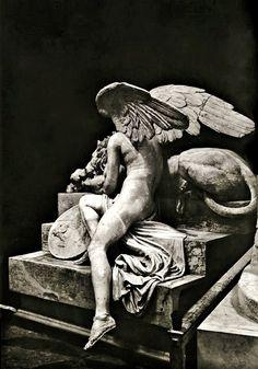 Antonio Canova | Cenotaph to Maria Christina of Austria - 1805.
