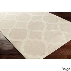 Surya Hand-Tufted Swindon Wool Rug (8' x 11') (