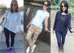 Looks da Luli: Abril! #Lookdodia #OOTD #Fashion #Moda #LookdaLuli