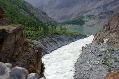 Khalti Lake | by imranthetrekker , Bien venu au Pakistan