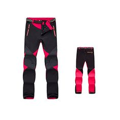 Introducing Womens Convertible Hiking Pants XL Red. Great Product and follow us to get more updates!
