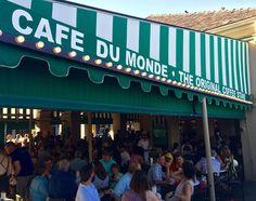 Beignet Time! #beignets #nola #cafedumonde #neworleans #tasty #treats #dessert #coffee  #frenchquarter by joshydinnyc