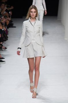 Nina Ricci S/S '14: Fashionising.com