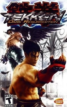 Tekken - Dark Resurrection Rom Game for PSP Phone Games, Xbox Games, Arcade Games, Free Game Sites, Free Pc Games, Best Pc Games, Tekken 7, Playstation Portable, Fighting Games