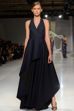 La Mania fashion show Fashion Show, Ss15 Fashion, Ss 15, Spring Summer 2015, High Low, Runway, Formal, Hot, Black