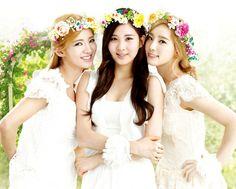SNSD Hyoyeon, Seohyun & Taeyeon