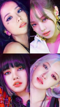 Black Pink Songs, Black Pink Kpop, Kpop Girl Groups, Kpop Girls, Blackpink Poster, Blackpink Funny, Blackpink Members, Kim Jisoo, Blackpink Video