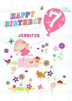Card factory shop now for valentines day greeting cards and gifts personalised card girls birthday balloon negle Images