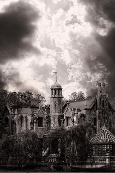 Haunted Mansion, FLA.