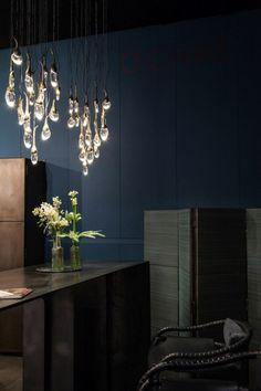 Lampe Lustre en cristal ROMA 6 Lumi¨re O48cm du CRISTAL AU PLOMB