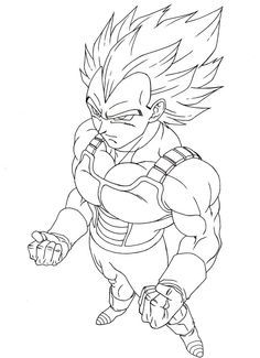 Learn How to Draw Supreme Kai from