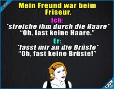 Ok, der Punkt geht an ihn :\  #Humor #lachen #lustigeSprüche #Witze #Jodel #lustigeBilder #Konter