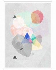 Graphic 170-Art Print