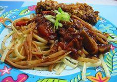 Spaghetti With Red Wine And Rosemary Marinara Sauce Recipe - Food.com