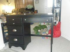 G Inspires: Refurbished Desk/The BIG Reveal!