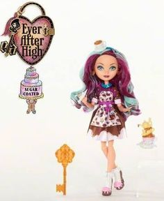 Ever After High Sugar Coated - Madeline Hatter Doll Ever After High http://www.amazon.com/dp/B00S6Y204Q/ref=cm_sw_r_pi_dp_WYVVub15KV3Q4