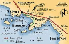 Amalfi Coast, Naples, Sorrento, Pompeii and Heruclaneum    http://www.ricksteves.com/plan/destinations/italy/naples-sorrento-amalfi-coast.htm