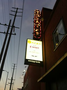 Largo at the Coronet in Los Angeles, CA