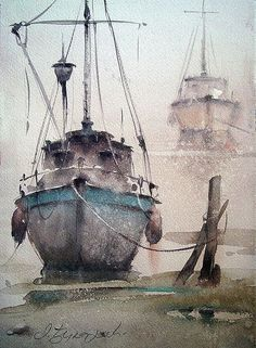 Art of Dusan Djukaric   Boats & Ships   …Wishes!!! … Life's Pleasures??  ♔