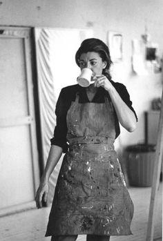 Helen Frankenthaler #TheExploratrice