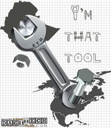 I'm that tool
