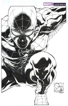 Quesada and Miki Superior Spider-Man #1 variant COVER
