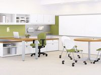For office furniture with personailty, choose Exhibit from National