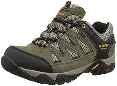 Hi-Tec Altitude Lite II I Waterproof, Shoes Femme - Gris (Warm Grey/Charcoal/Cornflower), 38 EU (5 UK)