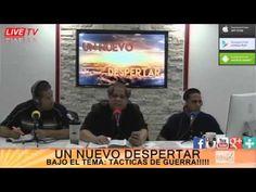 PROGRAMA DE HECTOR DELGADO TEMA: TACTICAS DE GUERRA!!!!!!!! - YouTube