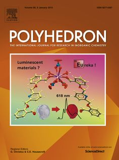 #geoubcsic Preparation, spectroscopic and structural study of copper(II) complexes derived from bulky pyridine ligands. Guerrero, M; Ayllon, JA; Calvet, T; Font-Bardia, M; Pons, J. POLYHEDRON, 134:107-113 [2017]. Three different binuclear tetracarboxylato-bridged copper(II) complexes supported by bulky pyridines ligands [Cu(µ-MeCO2)2(dPy)]2 (dPy = 3-phenylpyridine...