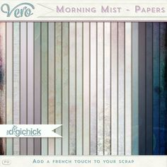 Morning Mist [Papers Pack]