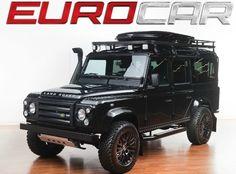 1987 Land Rover Defender 110 Costa Mesa, California | EuroCar Inc.