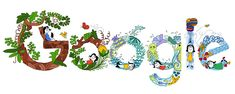 November 14, 2016 Doodle 4 Google - Children's Day 2016 (India)