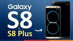 SAMSUNG GALAXY S8 y S8 Plus ¡Son GIGANTES! - Noticias telefonía móvil