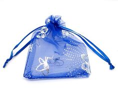 Premium Quality Organza Gift Bags / by BagsofCharmbycate228, £3.50