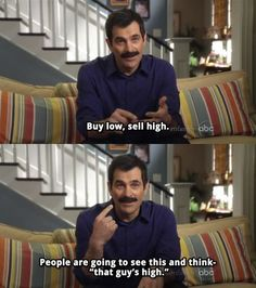 My all time favorite Modern Family quote!