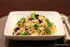 Schöner Tag noch!: Nachgekocht: Couscous mit getrockneten Tomaten und Oliven