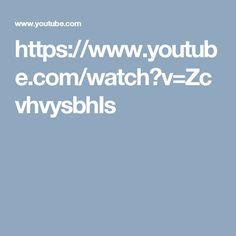 https://www.youtube.com/watch?v=ZcvhvysbhIs