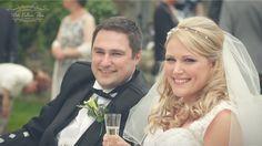 White Balloon Films / Wedding Videographer Scotland / Luss Church Wedding / The Cruin Wedding / Bride & Groom