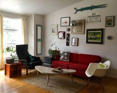Lisa's Comfy 1960s Home — House Call