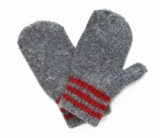 How to Make Mittens From Old Wool Sweaters thumbnail