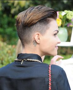 Who doesn't love Ruby Rose's haircut?